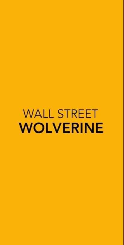 Imagen Canal Wall Street Wolverine