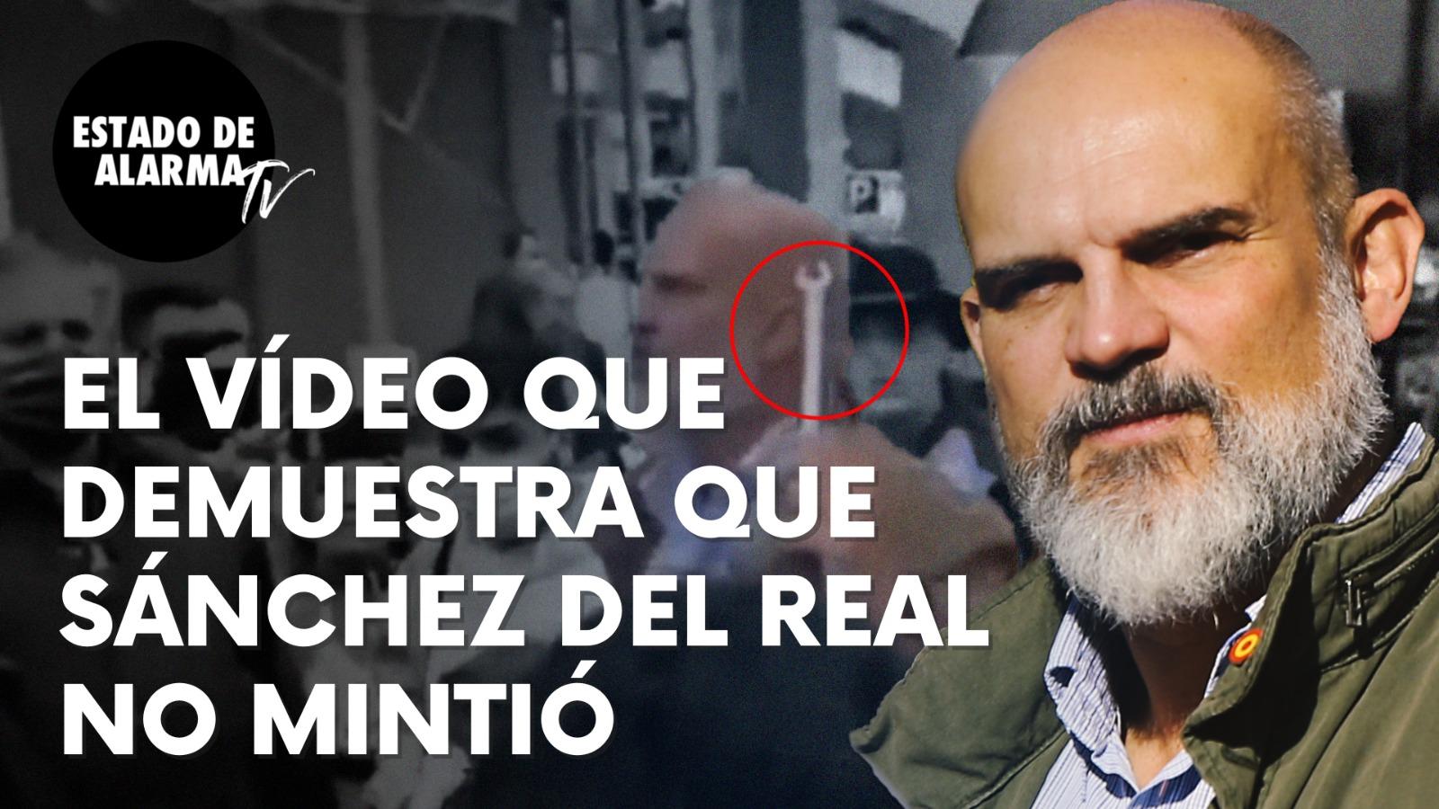 Imagen del video: El vídeo que demuestra que Sánchez del Real no mintió