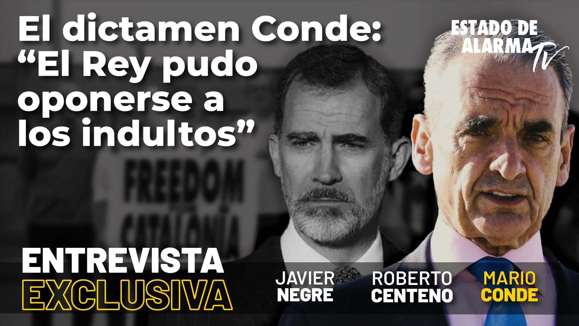 Imagen del video: El dictamen Conde: