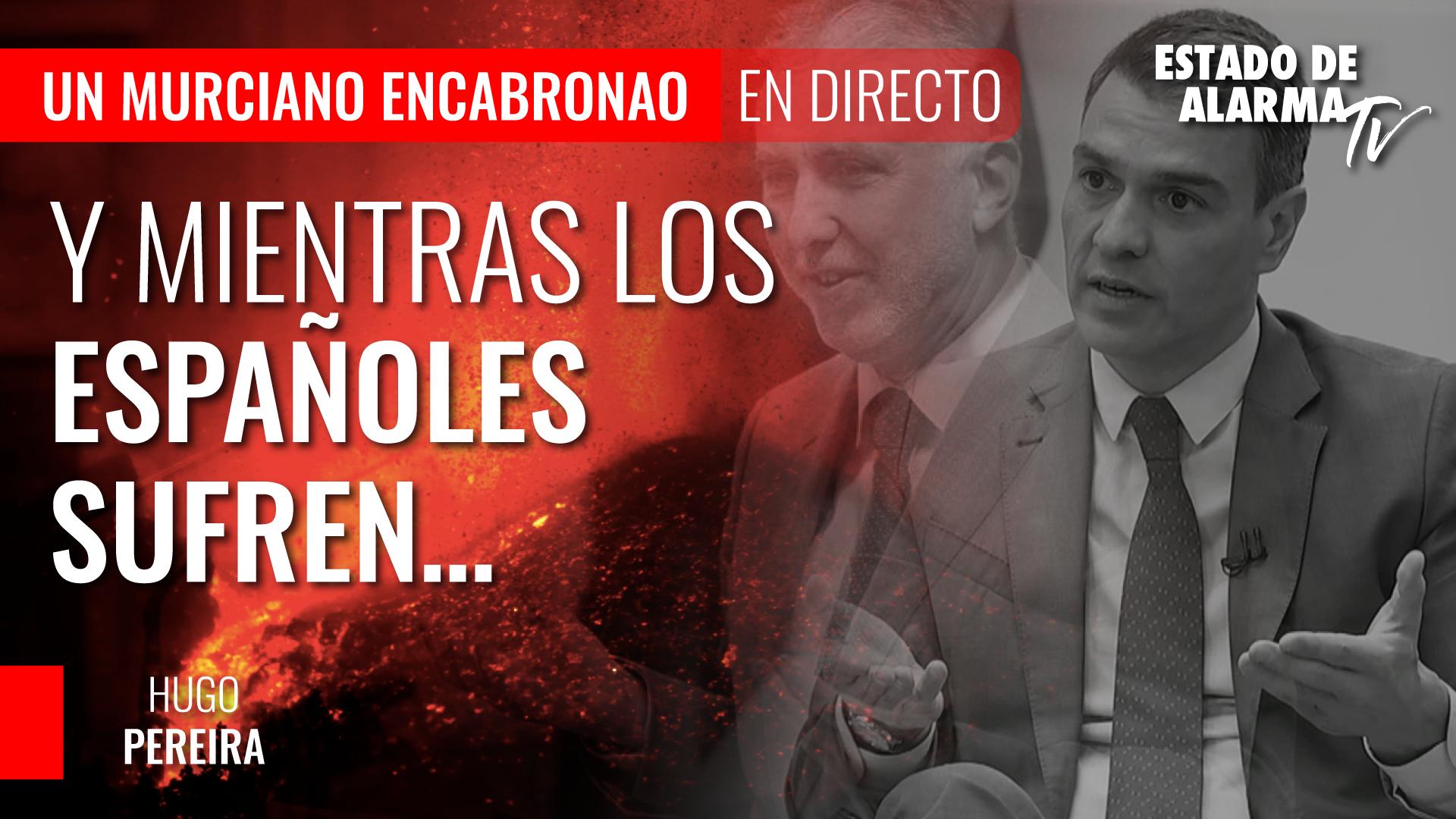Imagen del video: Un Murciano Encabronao: Y mientras los españoles sufren...