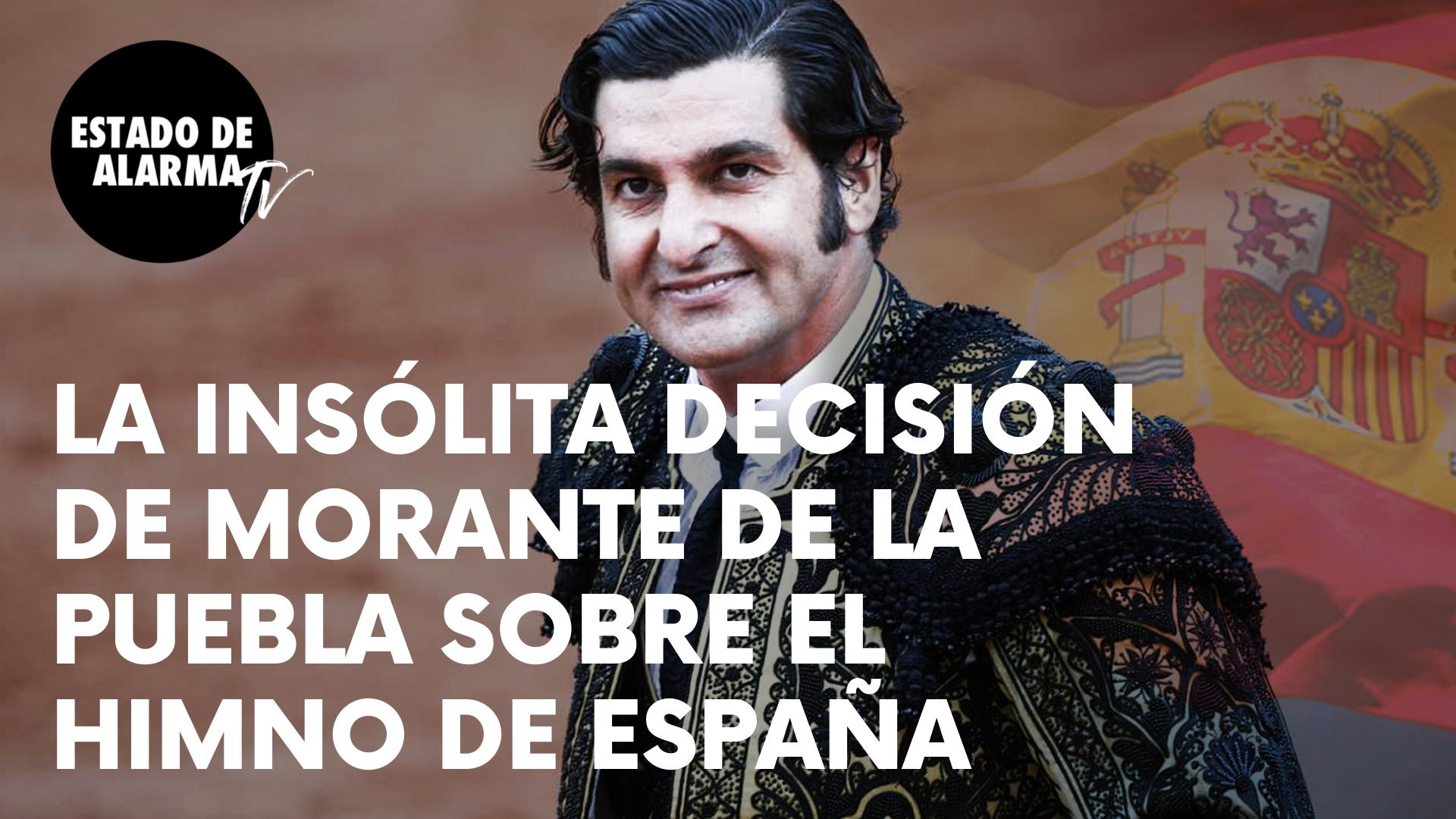 Image del Video: La insólita decisión de Morante sobre el Himno de España