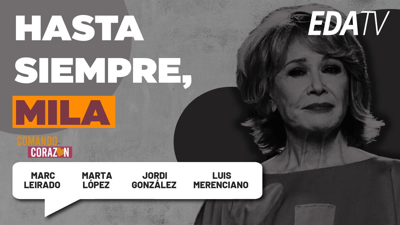 Imagen del video: Comando Corazón: Hasta siempre, Mila