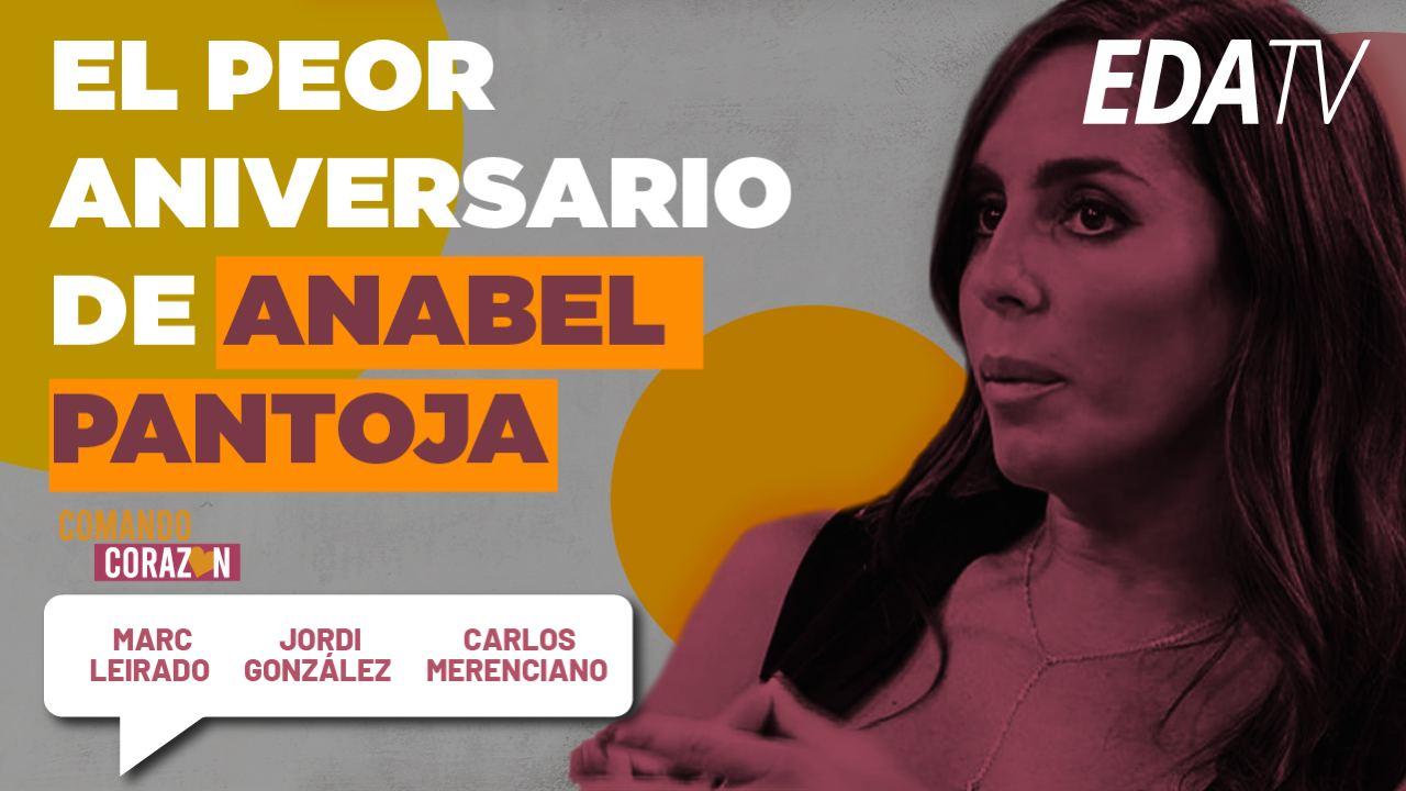 Imagen del video: Comando Corazón: El peor aniversario de Anabel Pantoja