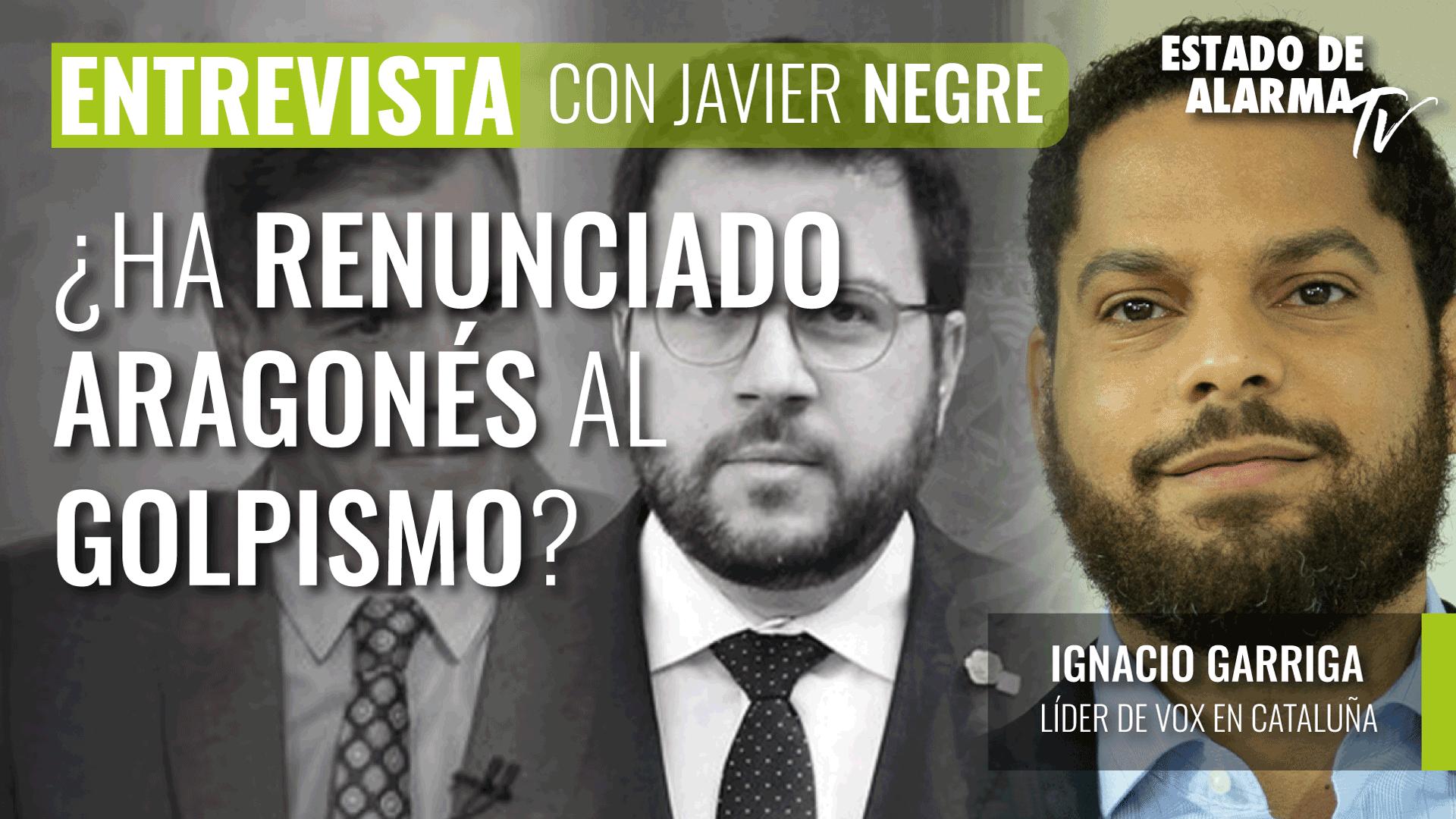 Imagen del video: Ignacio Garriga: ¿Ha renunciado Aragonés al golpismo?