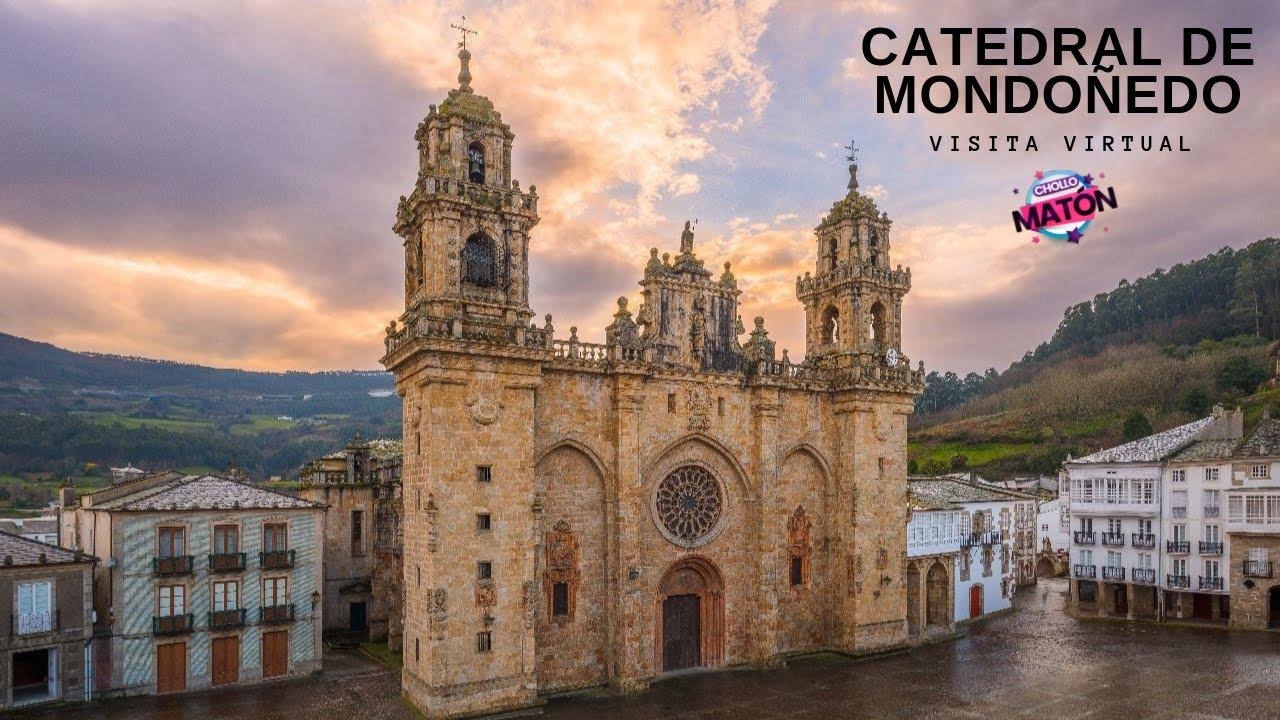 Imagen del video: VIAJES: Visita virtual a la Catedral de Mondoñedo