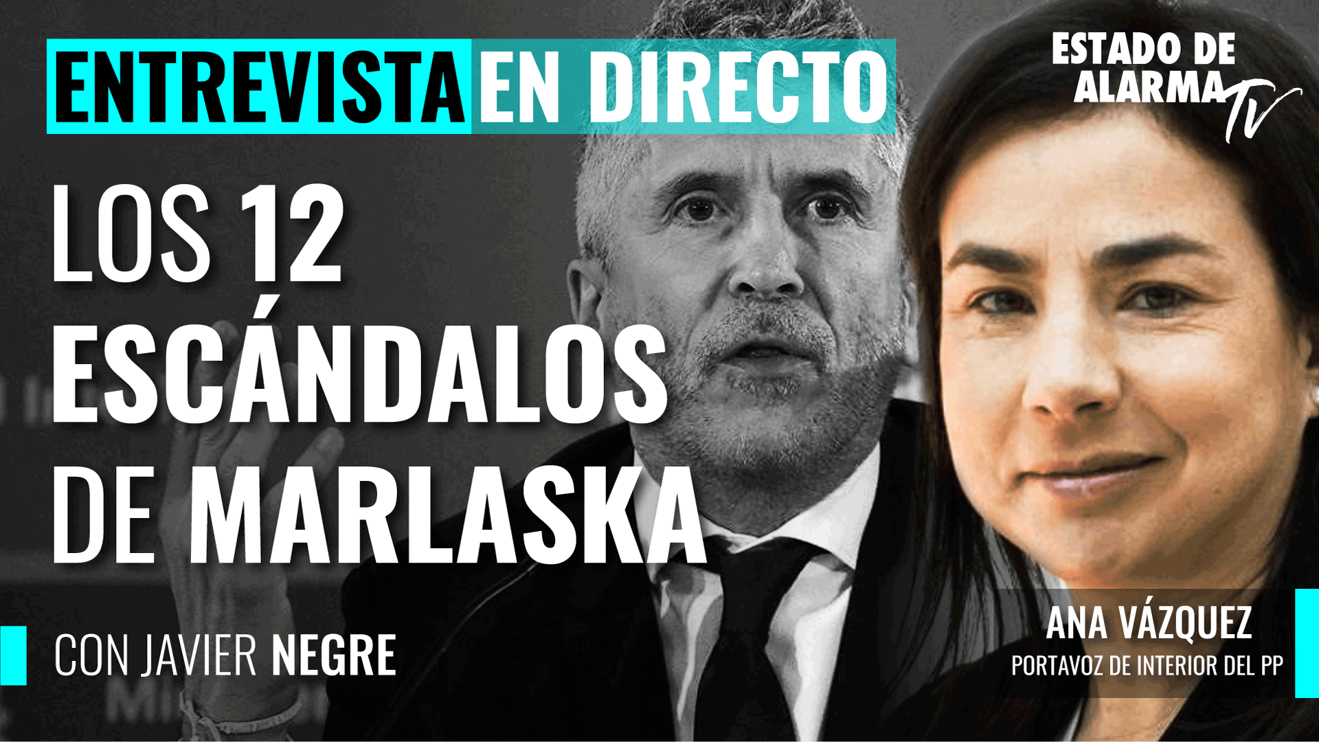 Imagen del video: Los 12 escándalos del ministro Marlaska