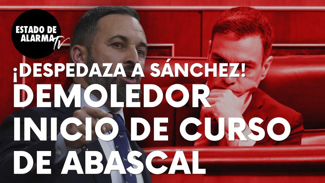 Image del Video: Este ha sido el demoledor inicio de curso político de Abascal
