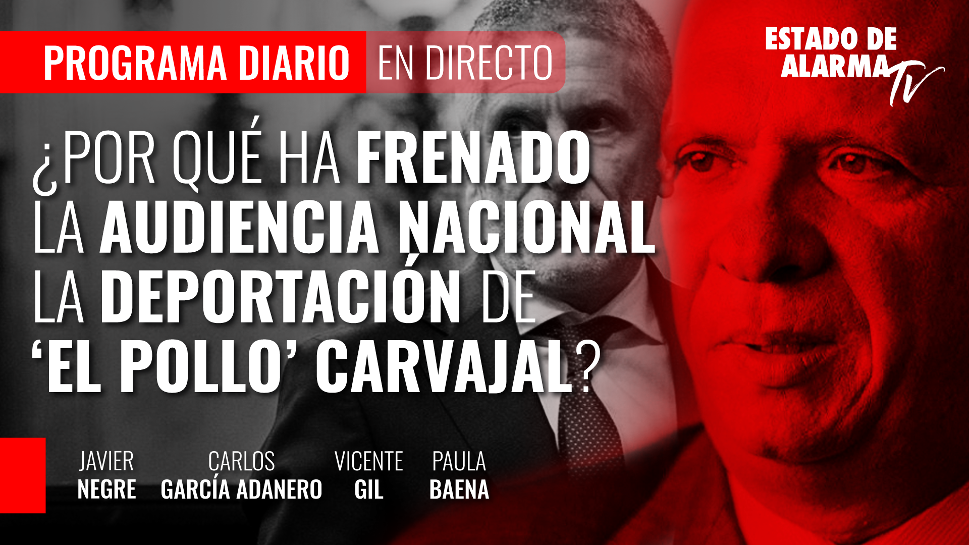 Imagen del video: ¿Por qué la Audiencia ha paralizado la entrega del 'Pollo' Carvajal?