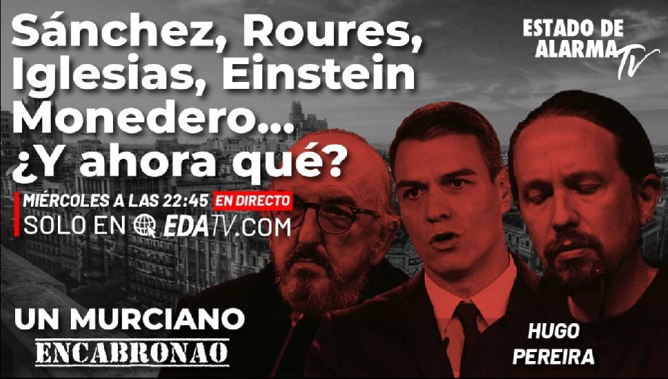 Imagen del video: Un Murciano Encabronao pronostica el futuro de la izquierda