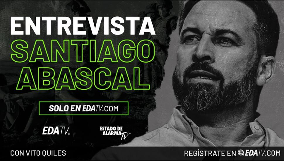 Imagen del video: Entrevista en exclusiva a Santiago Abascal; con Vito Quiles