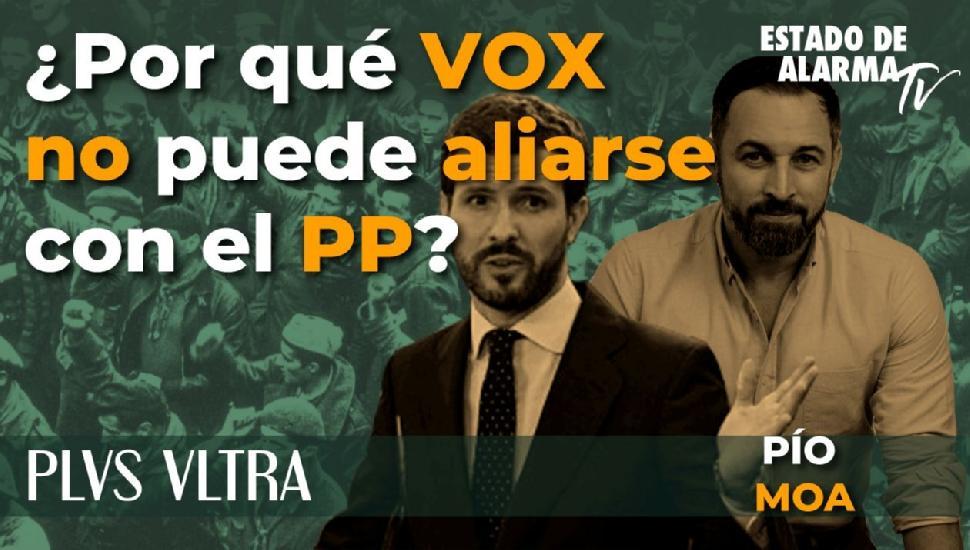 Image del Video: PLVS VLTRA con Pi?o Moa: ¿Por que? VOX no puede aliarse con el PP?