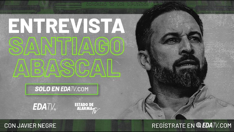 Imagen del video: ENTREVISTA EXCLUSIVA a Santiago Abascal, con Javier Negre