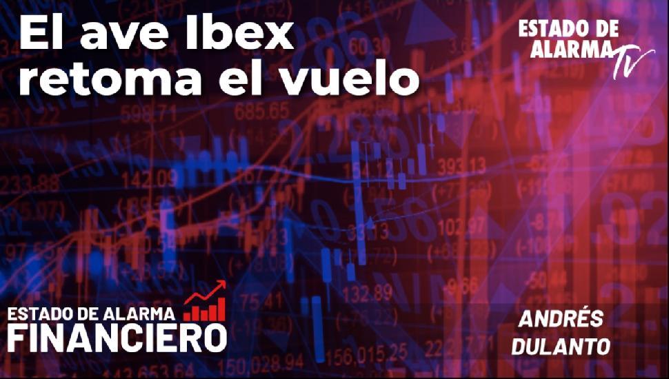 Image del Video: EDA Financiero: El ave IBEX retoma el vuelo; En Directo con Andrés Dulanto