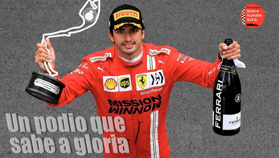 Imagen del video: El análisis de Marco Presa: Carlos Sainz se sube al podio en Mónaco